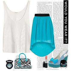"""""""summer outfit 2"""" by ntina36 on Polyvore"""