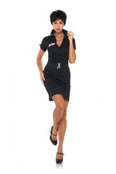 Black 2PC. Rizzo Costume