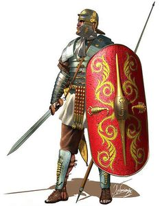 Legionary of the Dacian Wars