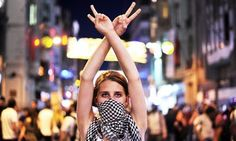 60 Stunning Photos Of Women Protesting Around The World | The Huffington Post