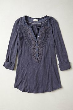 Chennai Henley #anthropologie