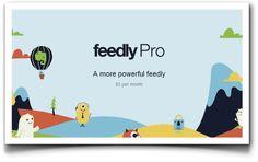 Feedly: cuando plantear un servicio premium es la opción más lógica