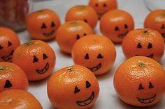 """Estas #Mandarinas están listas para hacer tu #Halloween divertidísimo; crea tu versión #Zombie y """"Halloweenízate"""" este año... vía @Candidman"""
