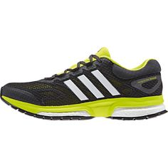 new style 91c4a 30f62 adidas Men s Response Boost Running Shoe - semi solar yellow ftwr white dgh  solid grey B40746