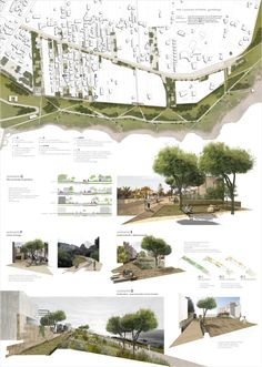 Site Analysis Architecture, Architecture Site Plan, Landscape Architecture Portfolio, Architecture Presentation Board, Architecture Collage, Architectural Portfolio Design, Landscape Plane, Collage Landscape, Urban Landscape