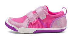 ty - shimmer suede & mesh pink / dewberry-8