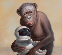 Eden: Paintings by Chris Leib - Faith is Torment