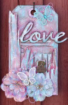 jehkotar: Mixed Media Place: Love