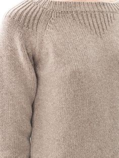 Oooh, what a lovely texture at the neckline and shoulder! Vanessa Bruno…