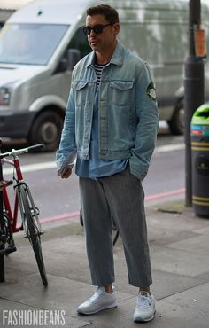 Street Style Gallery: London Collections Men SS17 | FashionBeans
