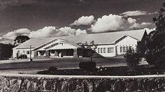 O Cassino Ahú nos tempos em que reunia a sociedade curitibana.