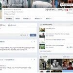 Facebook introduce noul timeline