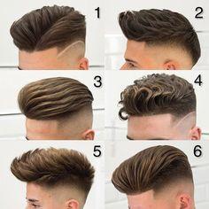 30 Trending Hairstyles For Men Hair And Beard Styles, Curly Hair Styles, Haircut Tip, Gents Hair Style, Quiff Hairstyles, Trending Hairstyles, Hair 2018, Haircuts For Men, Hair Designs
