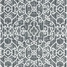This is a dark gray and white washed look geometric design indoor/outdoor upholstery fabric by Premier Prints Fabrics, suitable for any dcor in the home. Perfect for pillows, cushions and furniture.v114IFR