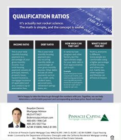 Wondering what the different requirements for qualiying for a mortgage means? Need A Loan, Mortgage Loan Officer, Get Educated, First Time Home Buyers, Home Ownership, Physics, How To Become, Science, Education