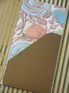 Multi purpose insert folder for Regular size by bypaperflower, $14.00