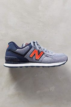 New Balance 574 Sneakers - anthropologie.com I need these for football season.