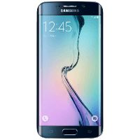 SAMSUNG Galaxy S6 edge, Smartphone, 32 GB, 5.1 Zoll, Schwarz, LTE
