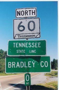 Tennessee State Line -My home
