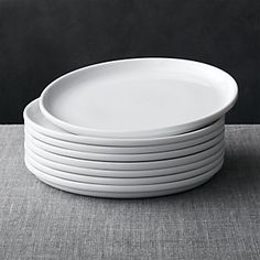 LoganStackingDinnerPlateWhiteS8SHF15