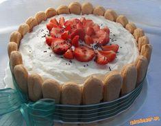 Gaštanovo smotanová torta