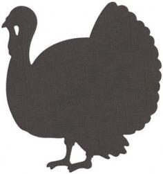 quickutz 4x4 Turkey silhouette