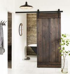 Best Hairstyles for Women: Rustic Style - Barn Door - Modern Industrial