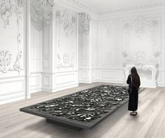 Mathieu Lehanneur's installation for this year's Festival Liquid Marble will be a variation of his ongoing series exploring the materiality of marble displayed in the V&As galleries.  @mathieulehanneur @vamuseum #Installation #Marble #London #Design #Festival #Museum #LDF16 by l_d_f_official
