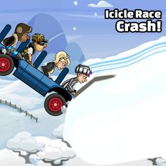 I got 26.351s in Icicle Race. Check out how fast you can go: https://playhcr.com/play