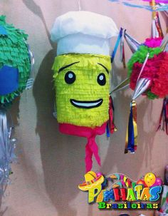 Pinhata Lego cozinheiro