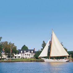 Weekend Getaway: St. Michaels, Maryland - Southern Living
