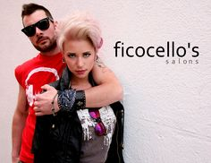 Uptown Minneapolis Hair Collection by Ficocello's Design Team