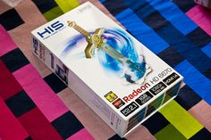 #Unboxing Radeon HD 6670    game changer...comment .. like ...  repin  :)     http://amzn.to/15zqnzs