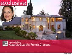 Exclusive: Kara DioGuardi Sells Studio City French Chateau