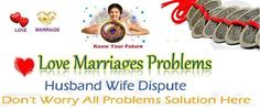 Husband wife problem solution Problems in a married life is common but we should solve them as soon as possible because problems give us more stress , but sometimes we can not able to solve them but you can solve Husband Wife Problem Solution by Vashikaran as we all know that and we are vashikaran Specialist.