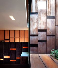 nverted Warehouse Townhouse. An amazing habitation created by Dean-Wolf Architects.