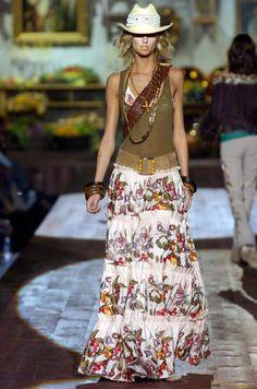 Faldas Largas de Moda del 2016                                                                                                                                                                                 Más