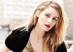 The Olivia Palermo Lookbook : Olivia Palermo for RED Magazine