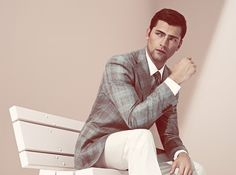 Sean O'Pry for Sarar S/S 2013
