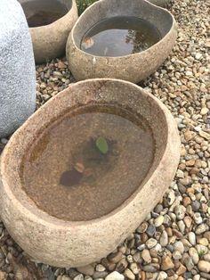 Kaliwatu Japanese water basin 'nara range' - Build A Japanese Garden UK #JapaneseGarden