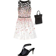 Spring outfit, created by dawn-young-wise.polyvore.com
