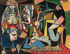 El sueño de Pablo Picasso (1932) http://www.privateartinvestor.com/wp-content/uploads/2015/03/Picasso.jpg.