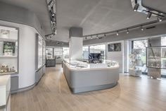 Cozzari jewelry by AMlab, Umbertide – Italy » Retail Design Blog