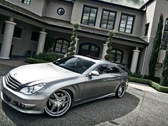 Mercedes Benz CLS Tuning