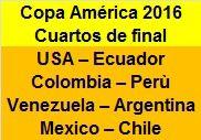 Attilio Folliero: Copa America USA 2016. Argentina primer finalista