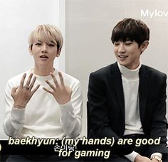 when Chanyeol can't stop looking at Baekhyun's hands p4