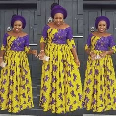 African maxi dress with two sides pockets ankara print African clothing elegant ankara party dress Latest Ankara Dresses, African Maxi Dresses, African Fashion Ankara, Latest African Fashion Dresses, African Dresses For Women, African Print Fashion, Africa Fashion, African Attire, African Outfits