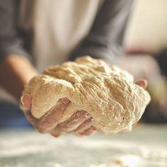 Slavic Stuffed Flat Bread Recipe - Adzimka, Hadzimka, Zelnik, Pagach