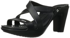 crocs Women's Cyprus IV Heel >>> You can get more details by clicking on the image.