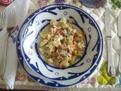 "(Lugo, Spain) ""Monkfish with vinaigrette"""